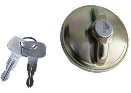 Type 3 Standard Non Locking Fuel Filler Cap Screw Type 321201551G /> Beetle