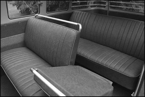 Brilliant Volkswagen Bus Vanagon Eurovan Seat Covers 1950 67 Middle Evergreenethics Interior Chair Design Evergreenethicsorg