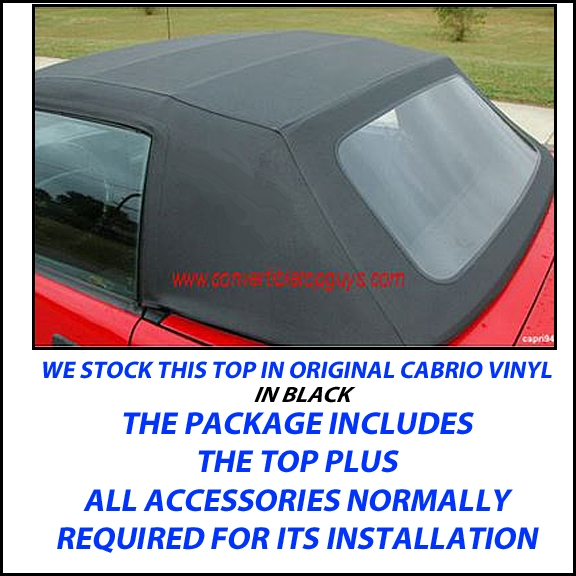 Bmw Z4 Hardtop For Sale: Sell MERCURY OR FORD CAPRI DO IT YOURSELF CONVERTIBLE TOP