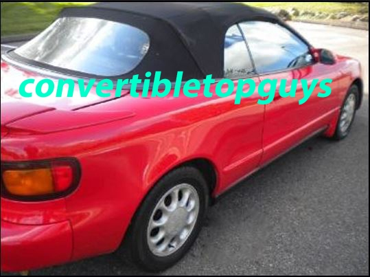 Details About Toyota Celica Do It Yourself Convertible Top Package 1991 1992 1993