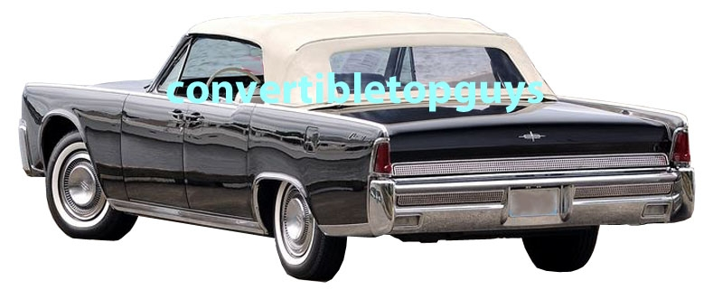 lincoln continental convertible top package 1964 1965 ebay. Black Bedroom Furniture Sets. Home Design Ideas