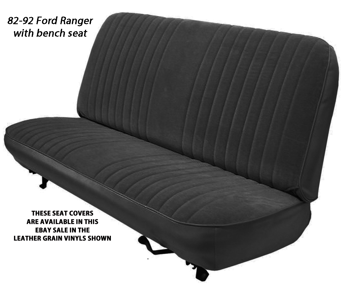 FORD RANGER TRUCK FACTORY REPLACEMENT SEAT COVERS 1983
