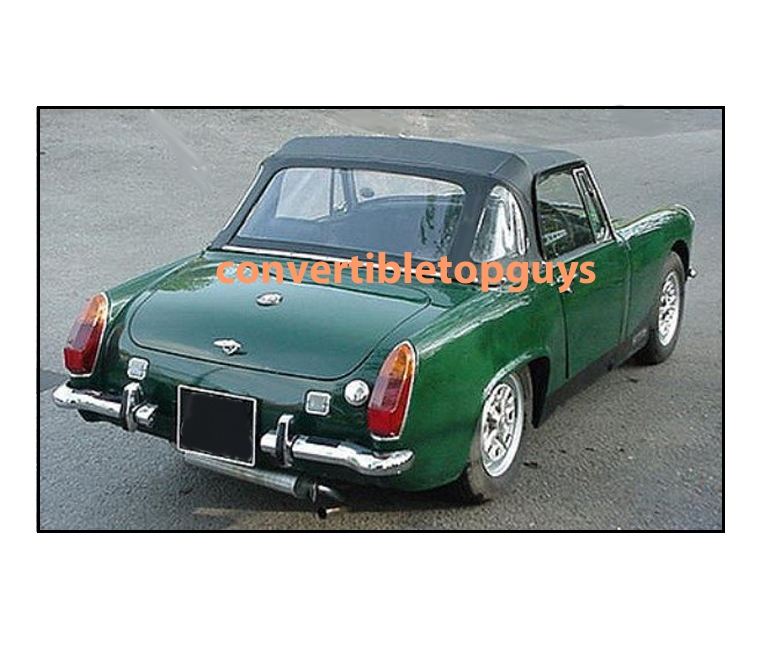 "Find Austin Healey Sprite Mg Td: MG MIDGET, AUSTIN HEALEY SPRITE CONVERTIBLE TOP ""DIY"