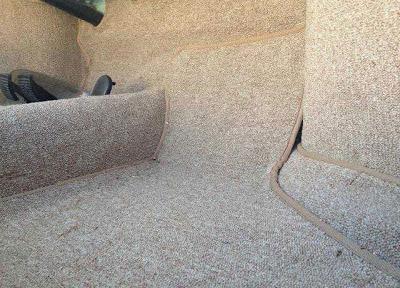 Karmann Ghia Carpet Sets