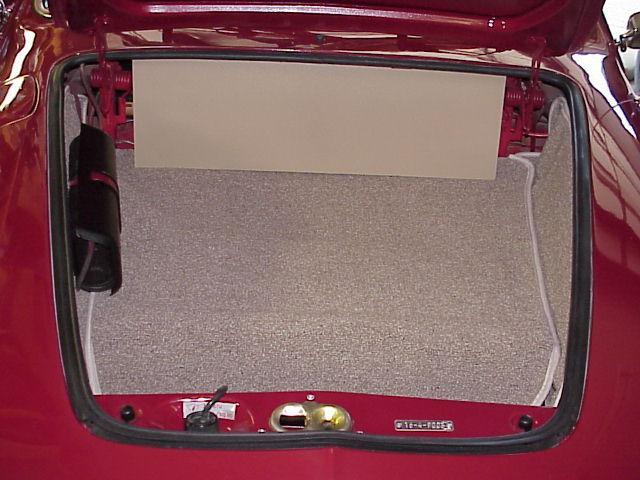 ghia trunk carpet karmann ghia trunk carpets and tire covers karmann ghia wiring cover at nearapp.co