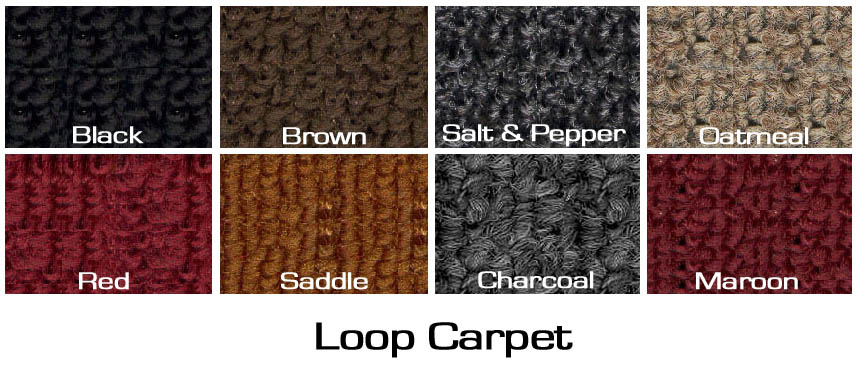 Volkswagen Type 3 Carpeting