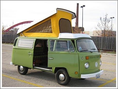 & Volkswagen Bus Vanagon Eurovan Tops for Campers