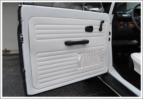 volkswagen beetle door panels authentic style convertible