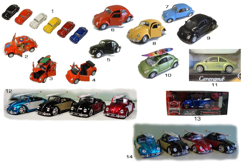 Volkswagon Toys 30